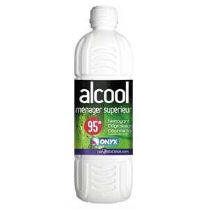 Image produit ALCOOL À BRULER 95° - BIDON 1L