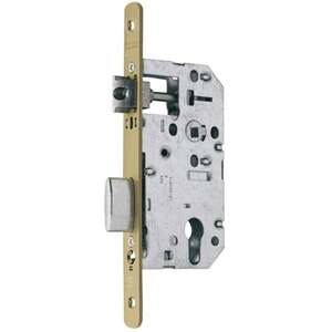 Image produit SERRURE D45 CLE I PENE REGLABLE ENTRAXE70 BOUTS RONDS
