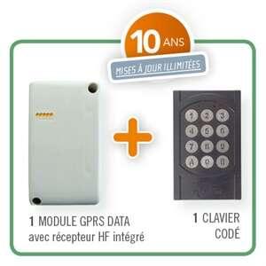 Image produit INTRABOX DATA MINI RECEPTEUR HF  A/ CLAVIER -10 ANS