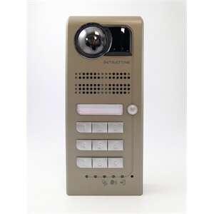 Image produit KIT INTERPHONE VILLA 1 BOUTON + 9 CODES SAILLIE