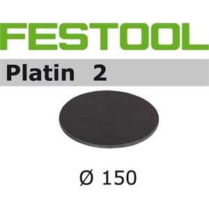 Image produit ABRASIFS RUBIN PLATINE STF D150/0