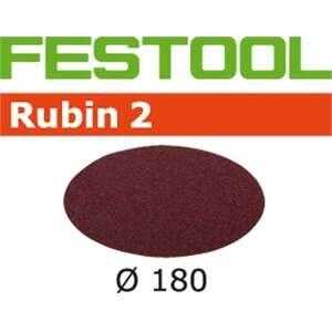 Image produit ABRASIFS RUBIN STF D180/0 P80